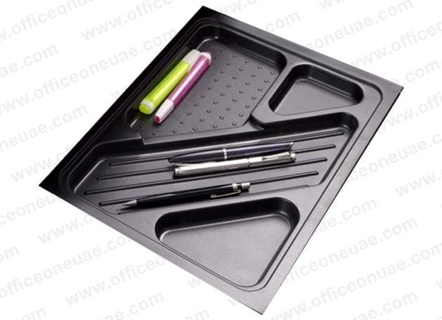 System4 Pen Tray for Drawer 37.5 cm, Black