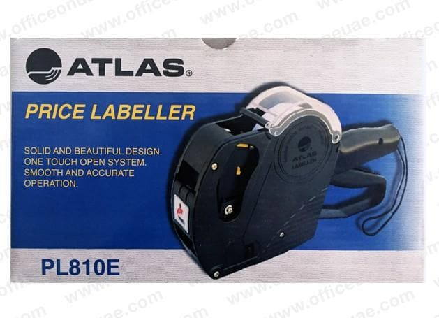 Atlas Price Labeller, 8 Digits
