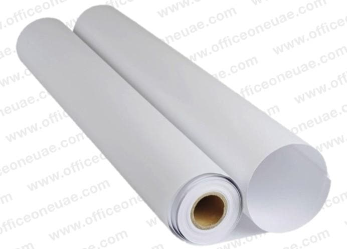 xel-lent Plotter Roll, A2, 450 mm x  50 yards, 80gsm