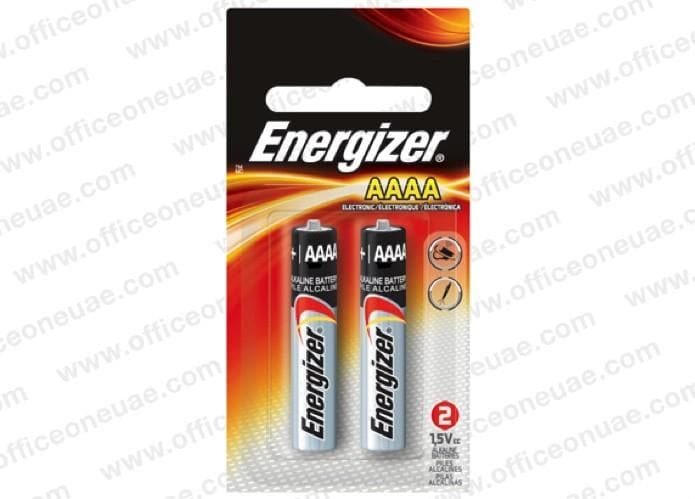 Energizer Alkaline Battery AAAA 2/pack