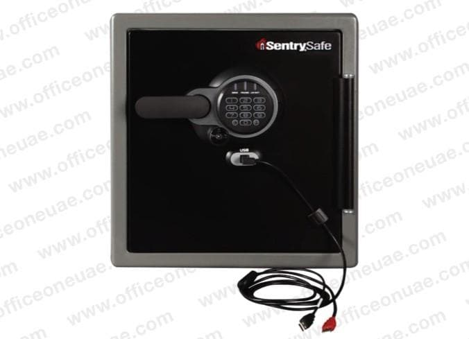Sentry SFW123GTF Water and Fire Security Safe, Digital & Key Lock