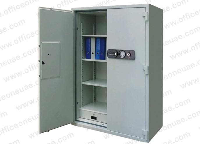 Eagle SS-700 Fire Resistant Safe Cabinet, 2 Key Lock, Grey
