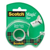 3M Scotch Magic Tape 105 with Dispenser, 19mm x 7.62m, 3/4inch x 8.33yards