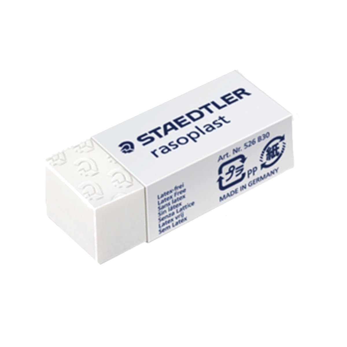 Staedtler Rasoplast Eraser 43x19x13mm, 526-B30, Medium