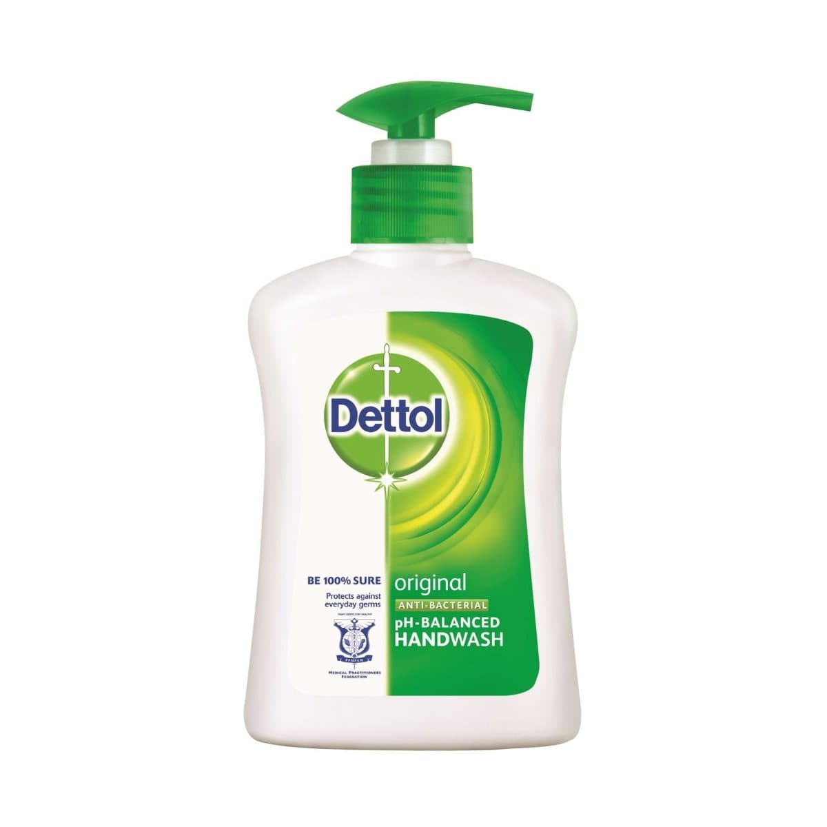 Dettol Handwash Anti-Bacterial 200ml