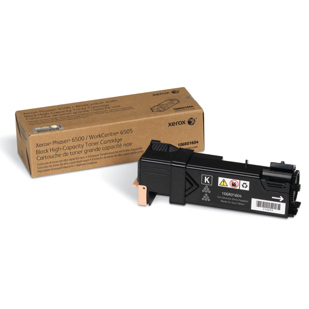 Xerox 106R01604 Black Toner Cartridge
