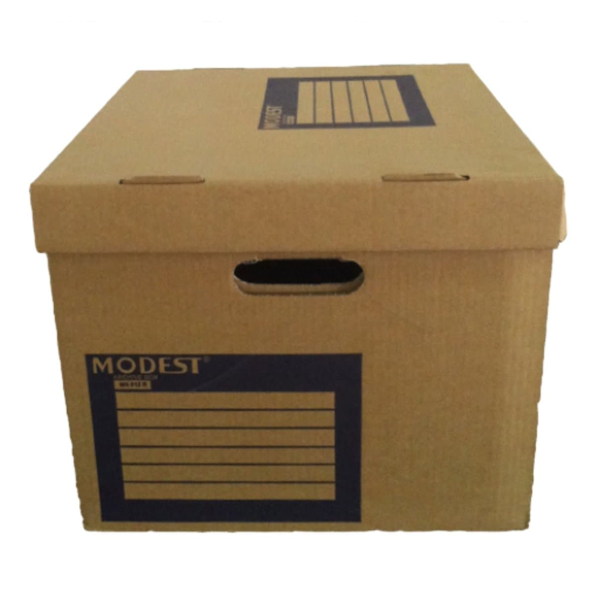 Modest Storage Box 407x366xH293mm, Brown