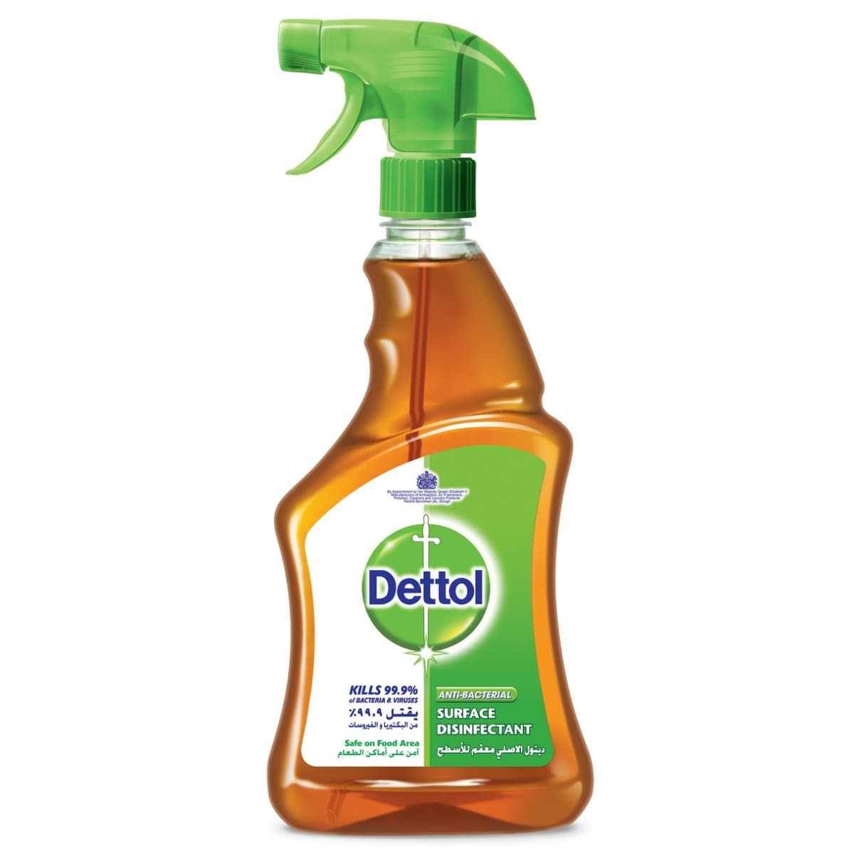 Dettol Surface Disinfectant Anti-Bacterial 500ml