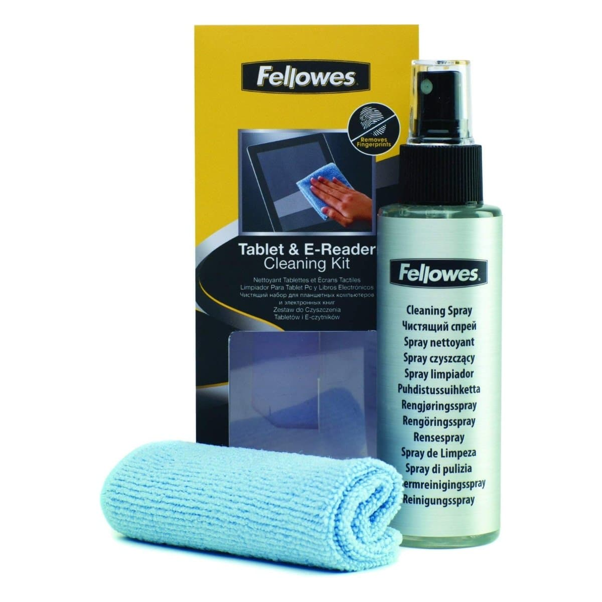 Fellowes Tablet & E-Reader Cleaning Kit