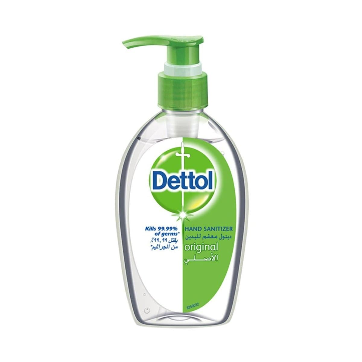 Dettol Hand Sanitizer Original, 200ml