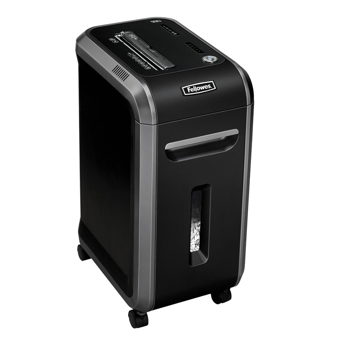 Fellowes Powershred SB-99Ci Cross-Cut Shredder