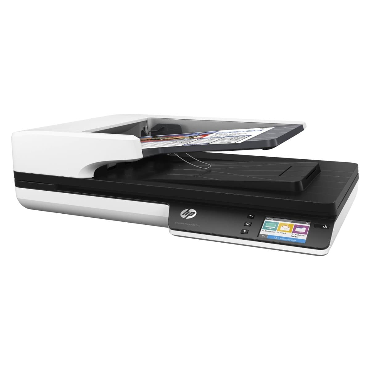HP ScanJet Pro 4500 fn1 Network Scanner - L2749A