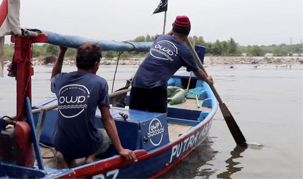 The Zero Co Ocean Clean Up in Jakarta