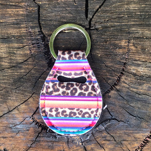 Neoprene - Coin Pouch Key Fob