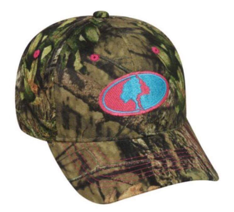 Ladies Cap - Mossy Oak Camo