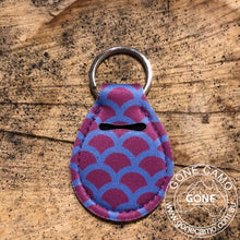 Load image into Gallery viewer, Neoprene - Coin Pouch Key Fob