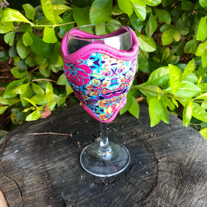 Wine Glass Kozie