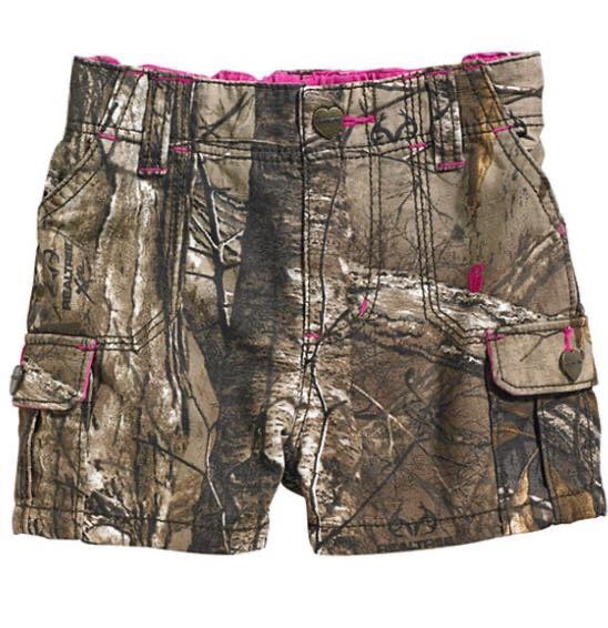 Girls Carhartt Shorts