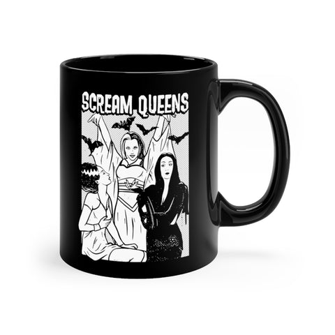"""SCREAM QUEEN"" MUG"