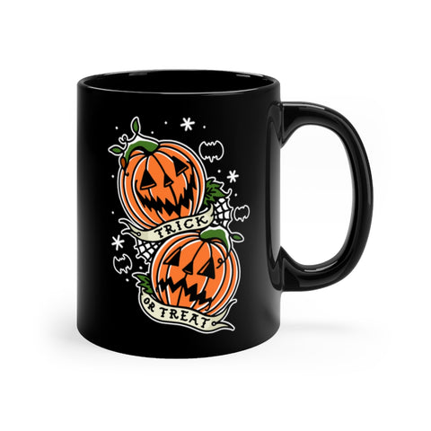 """TRICK OR TREAT"" MUG"