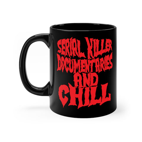 serial killer documentaries mug