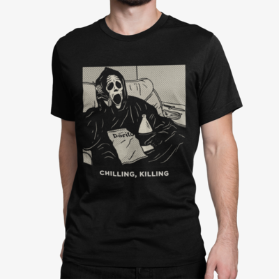 """CHILLIN KILLIN"" Unisex T-Shirt"