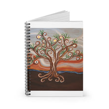 Load image into Gallery viewer, Psalm Praise Project, Vol. 1 Spiral Notebook - Ruled Line
