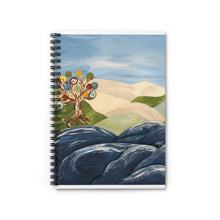 Load image into Gallery viewer, Psalm Praise Project, Vol. 2 Spiral Notebook - Ruled Line