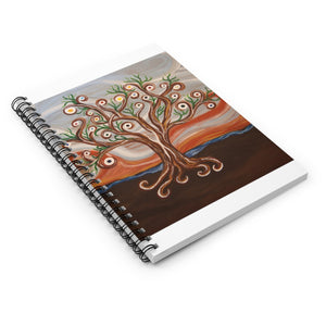 Psalm Praise Project, Vol. 1 Spiral Notebook - Ruled Line