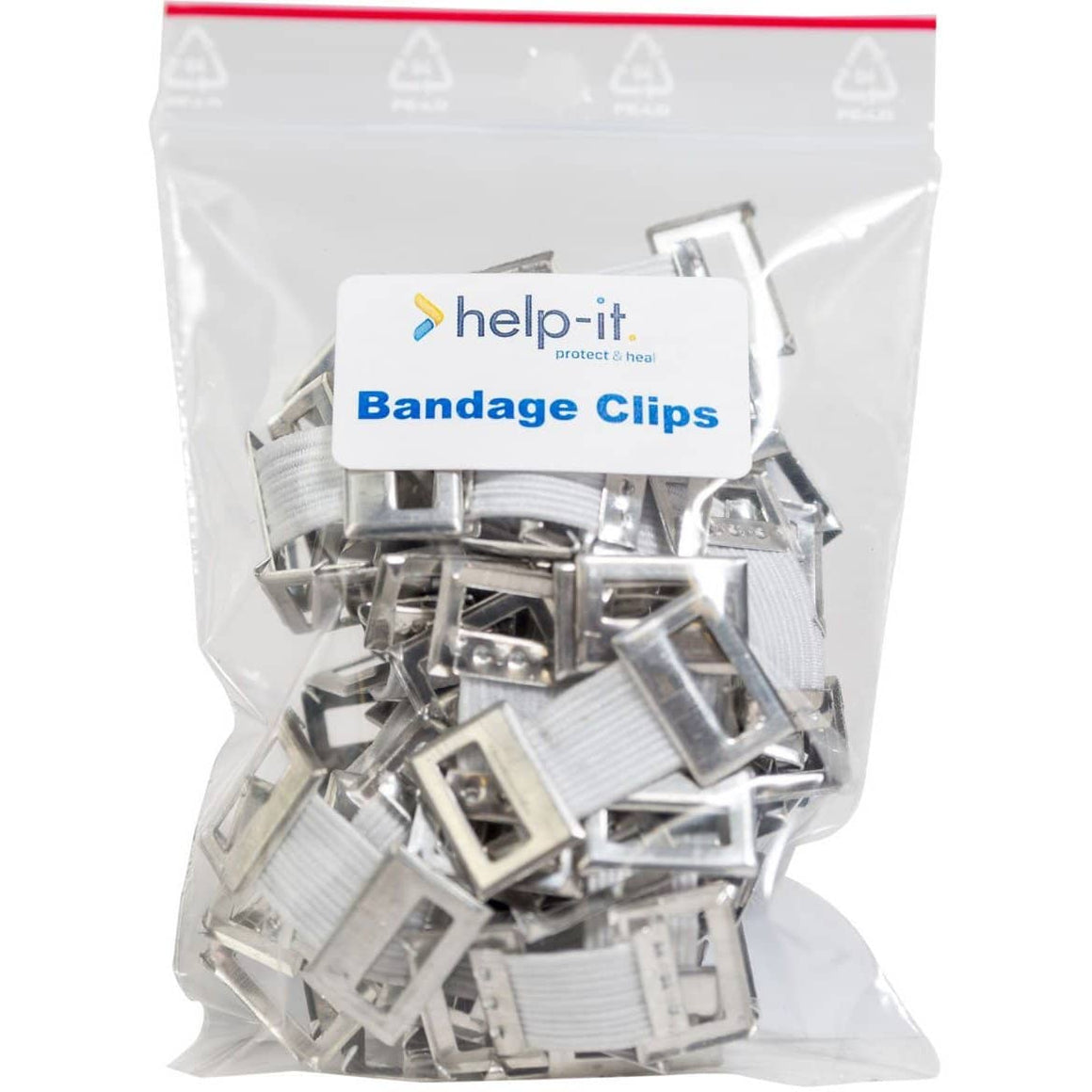 Help-It Bandage Clips