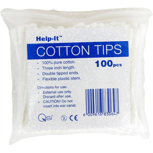 Help-It Cotton Tip Applicators
