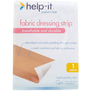 Help-It Fabric Dressing Strip