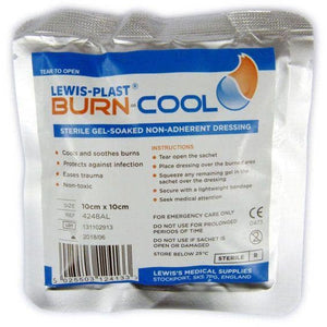 Lewis-Plast Burn Dressing
