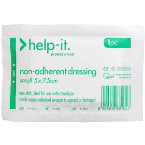 Help-It Non-Adherent Dressings