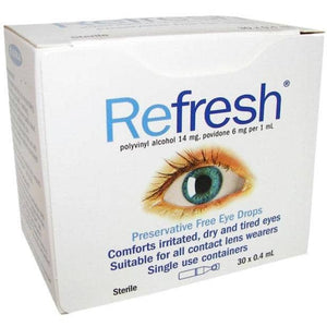 Refresh Eye Drops