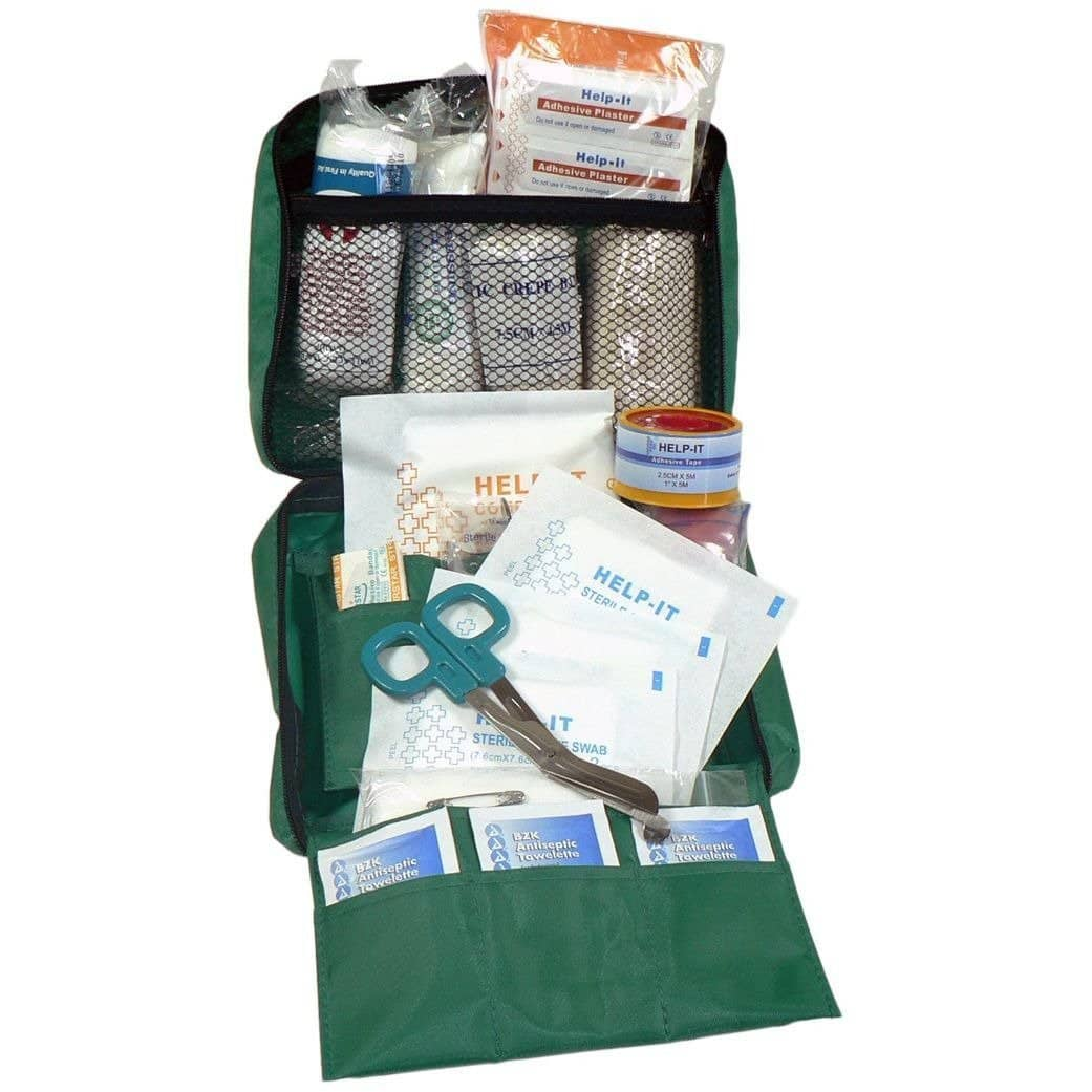 Help-It Lone Worker & Vehicle 2 First Aid Kit