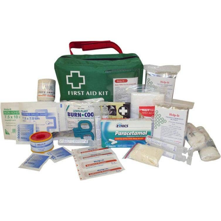 Help-It Motorsport NZ First Aid Kit