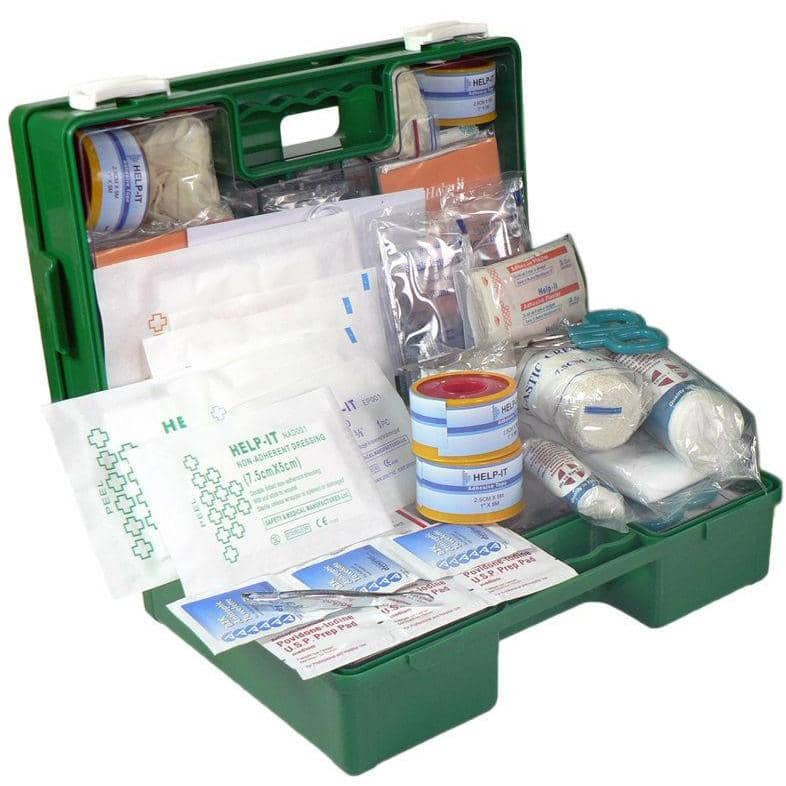 Industrial & Commercial First Aid Kits