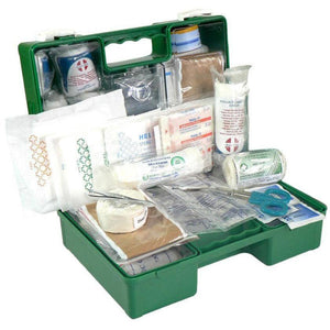 Help-It Industrial 1-12 Person First Aid Kit