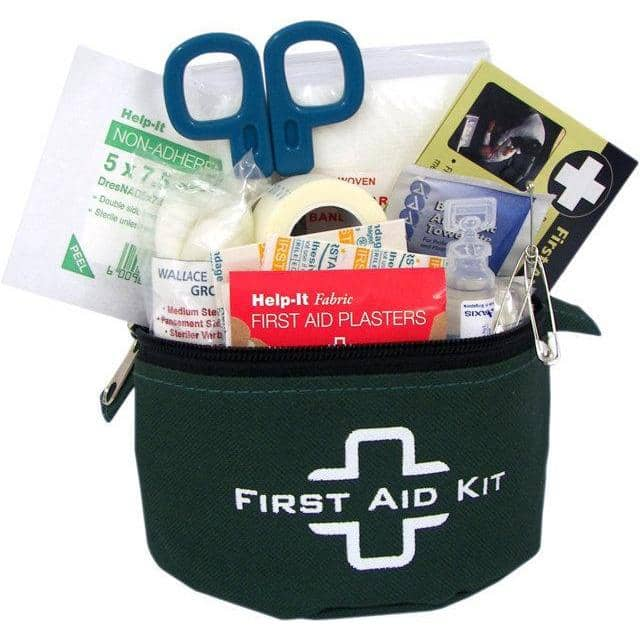 Help-It Basic Forestry Small First Aid Kit