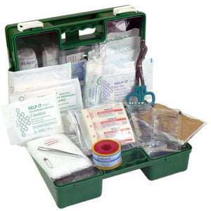 Help-It Dad's Shed First Aid Kit