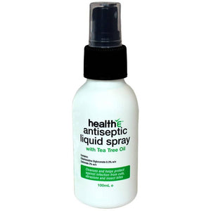 HealthE Antiseptic spray with Tea Tree Oil