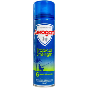 Aerogard Insect Repellent - Tropical Strength
