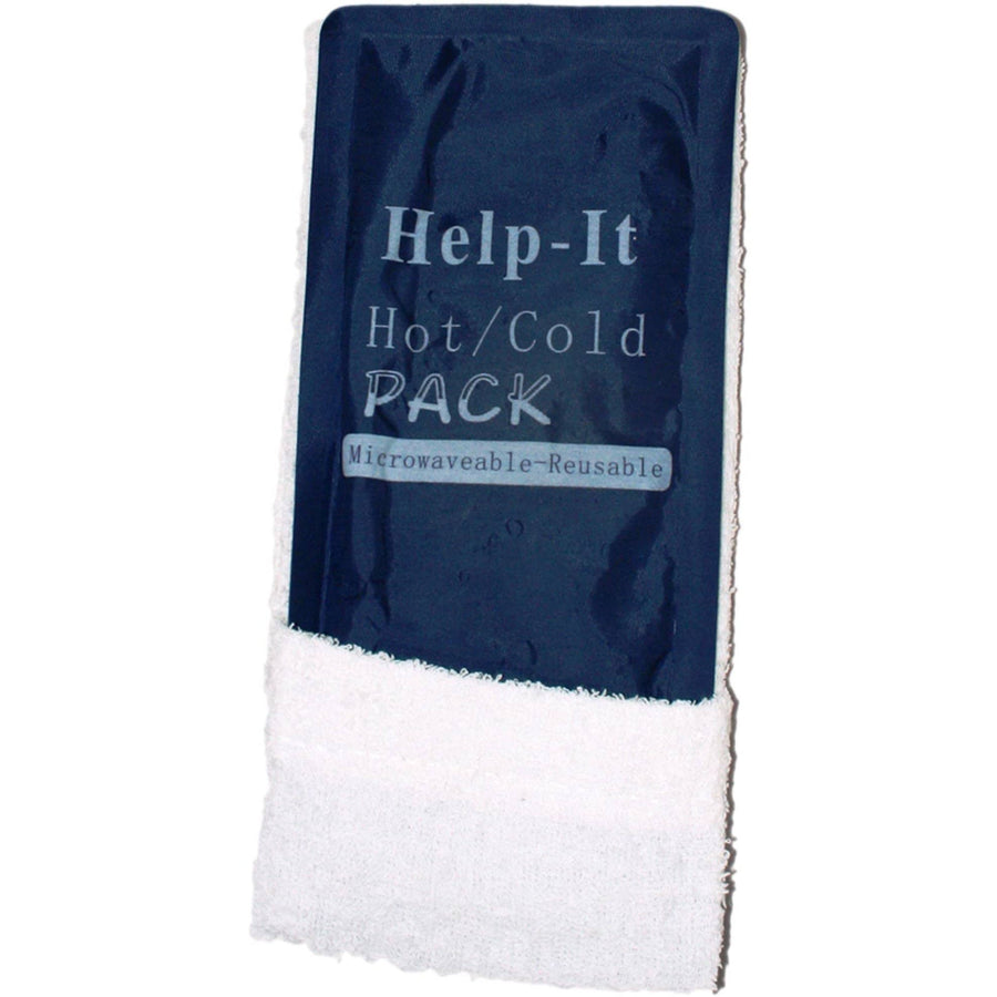 Help-It Reusable Hot/Cold Pack with Small Towel
