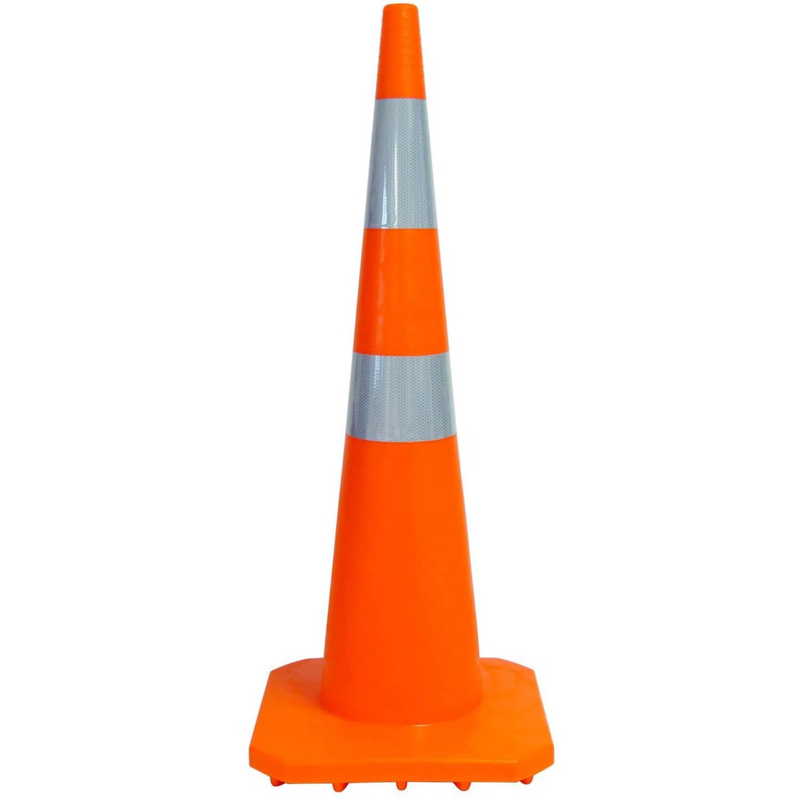 Orange Nikki Narrow Road Cone