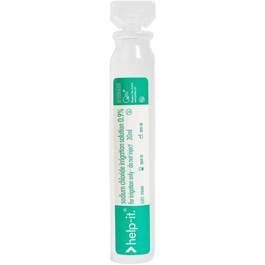 Help-It Saline Ampoule - 30ml