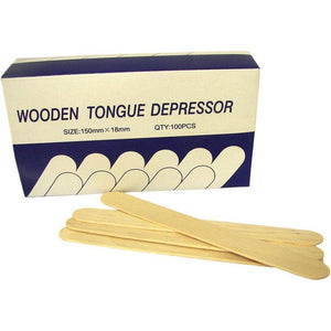 Tongue Depressors - Box of 100