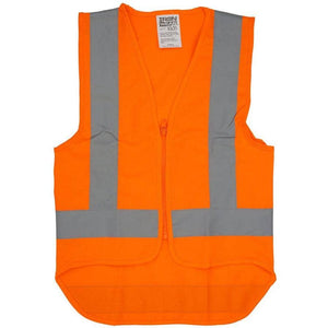 KIDS Ironwear Hi Vis Day/Night Safety Vest - Orange