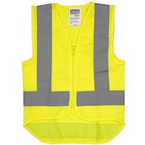 KIDS Ironwear Hi Vis Day/Night Safety Vest - Yellow