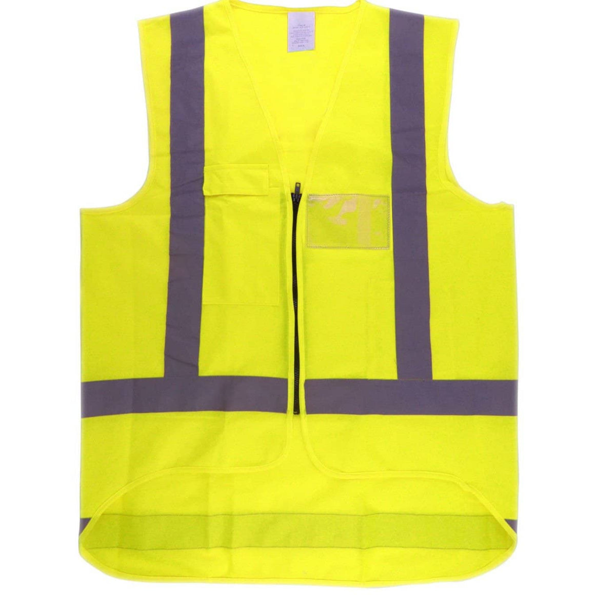 Ironwear Hi Vis Day/Night Safety Vest - Yellow